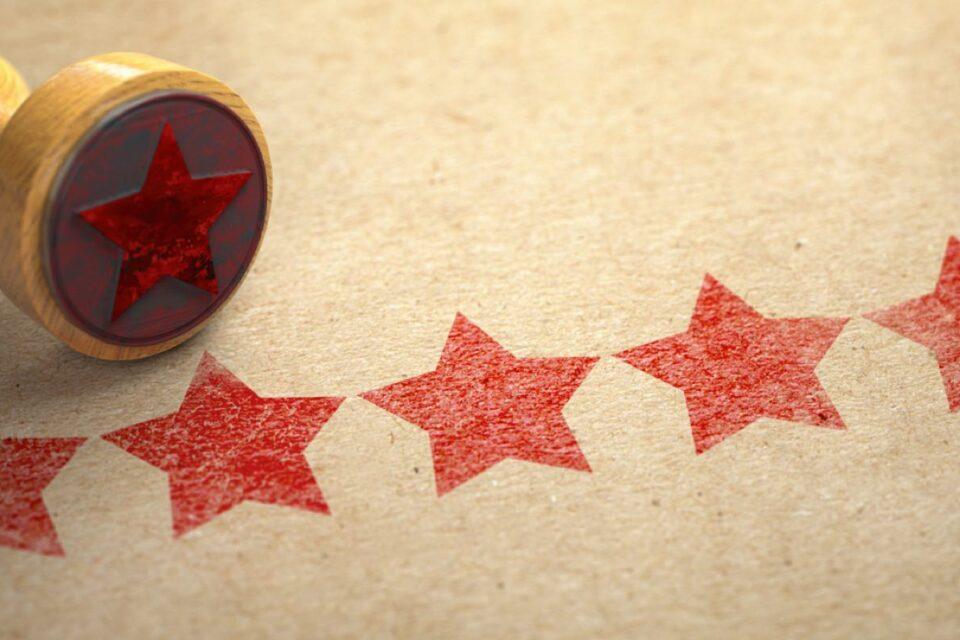 Clients cinq étoiles