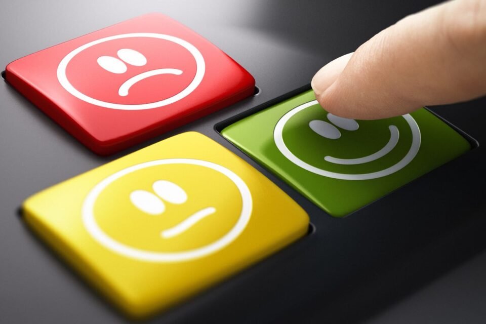 Mesure de satisfaction du client